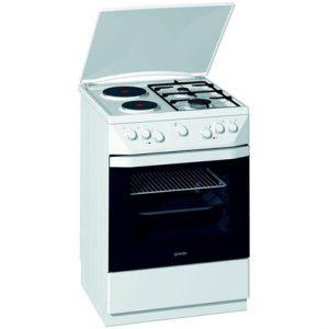 10117770379294 300x300 - Комбинирана печка GORENJE K65206BW