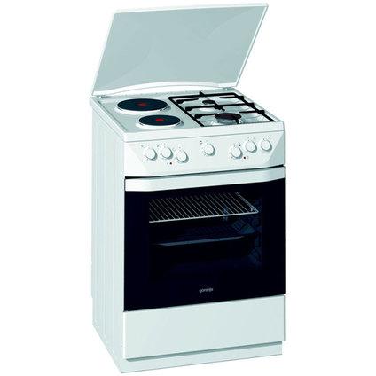 10117770379294 - Комбинирана печка GORENJE K65206BW