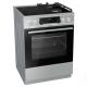 6355 80x80 - Комбинирана печка GORENJE K6351WF