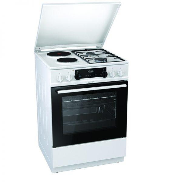 gotvarska pecka tokgaz gorenje k6351wfimage 5a8be7f7d91b8 800x800 600x600 - Комбинирана печка GORENJE K6351WF