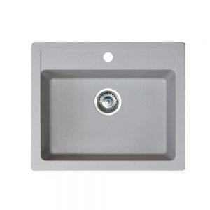 xquadro60 gray 300x300 - Мивка Tedan XQuadro 60