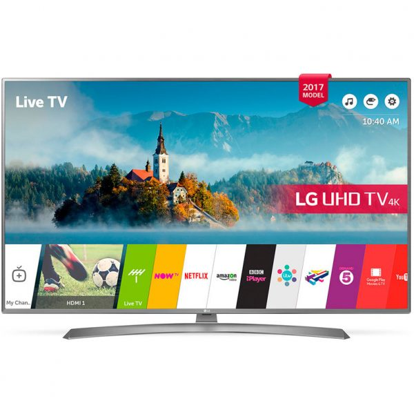 10212831166494 600x600 - Телевизор LG 43UJ670V SMART UHD LED TV