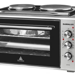 Мини печка Gamalux I-28HP ед. стъкло