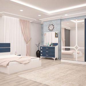 GOLF спален к кт 300x300 - Спален комплект GOLF